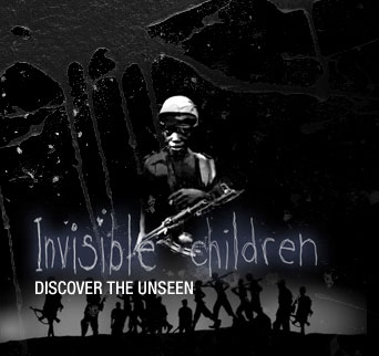 Invisible Children campaign poster, courtesy of Wikimedia Commons
