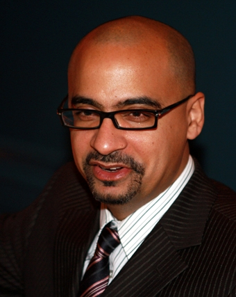 Author Junot Diaz, photo courtesy of Wikimedia Commons