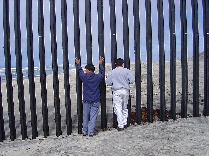 border fence a solution to illegal If the goal is to stop illegal immigration, i've got some advice for president trump from here in california, which used to be part of mexico and now has turned itself into a kind of sanctuary state for starters, the promised big, beautiful wall along the southern border of the united states doesn't make much.