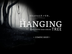Seasealt & Co.'s Hanging Tree Photoshop package promotional image.