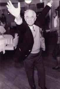 Morrie Dancing