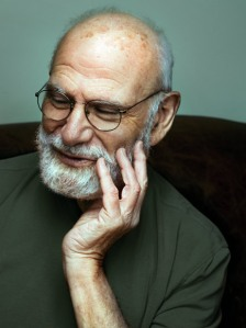 Oliver Sacks, neurologist and author of many books including An Anthropologist on Mars and Awakenings.