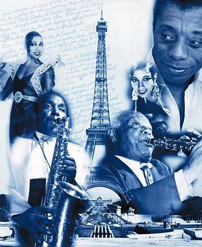 African Americans in Paris